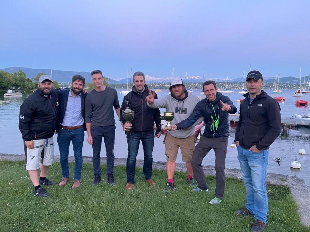 SKADI vainqueur de la 1ère manche de la Genthod Cup 2021